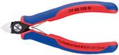 77 82 130  Knipex Electronics Diagonal Cutters