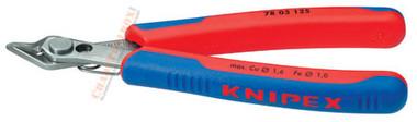7803 125  Knipex Electronics Flush Cutting Super-Knips