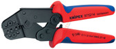 97 52  14 Knipex Lever Action Crimping Pliers