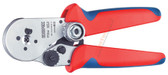 9752  64 Knipex Four Mandrel Crimping Pliers