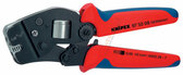 97 53 08 Knipex 7.5 inch CRIMPING PLIERS - LEVER ACTION