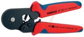 9753  14 Knipex Self-Adjusting Crimping Pliers