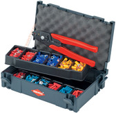 97 90  1 Knipex Crimp Assortments with Plier