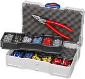 Knipex 97 90 06 Assortments of End Sleeves with Plier