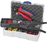 97 90 10 Knipex Assortments of End Sleeves with Plier