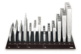 BETA 000380702 38 /DS2-WALL-MOUNTED DISPLAY 65 CHISELS 38 /DS2