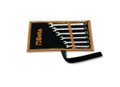 BETA 000420049 42 /B6-6 COMBINATION WRENCHES IN WALLET 42 /B6