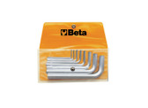 BETA 000960380 96 /B10-10 HEX. KEY WRENCHES IN WALLET 96 /B10