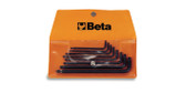 BETA 000970260 97 RTX/B8-8 WRENCHES 97RTX IN WALLET 97 RTX/B8