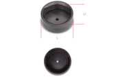 BETA 009700165 970 OT65-OVAL IMPACT SOCKETS 970 OT65