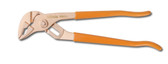 BETA 010469240 1046 240K-SLIP JOINT PLIERS IN BLISTER 1046 240K