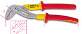 BETA 010489250 1048 250K-SLIP JOINT PLIERS IN BLISTER 1048 250K
