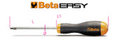 BETA 012089020 1208 RTX20K-SCREWDRIVERS IN BLISTER 1208 RTX20K