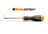 BETA 012090009 1209 PZ3-SCREWDRIVERS CROSS HEAD PZ 1209 PZ3