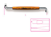 BETA 012360202 1236 B1X5,5-OFFSET SCREWDRIVERS SLOTTED 1236 B1X5,5