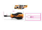 BETA 012620103 1262N PH1X30-SCREWDRIVERS EXTRA-SHORT 1262 N PH1X30