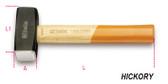 BETA 013800210 1380 1000-LUMP HAMMERS WOODEN SHAFTS 1380 1000