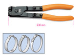 BETA 014730010 1473 A-SLOTHOLDER PLIERS FOR COLLARS 1473 A
