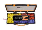 BETA 016020013 1602 /C9T-CRIMPING PLIERS + 450TERMINALS 1602 /C9T
