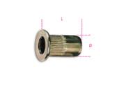 BETA 017420013 1742 R-A/M3-STEEL THREADED RIVETS 20PCS 1742 R-A/M3
