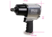 "BETA 019280022 1928 DA-3/4"" REVERSIBLE IMPACT WRENCH 1928 DA"