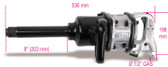 BETA 019300037 1930 LA-REVERSIBLE IMPACT WRENCH 1930 LA