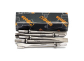 BETA 019400030 1940 S/5-SET 5 CHISELS FOR AIR HAMMERS 1940 S/5