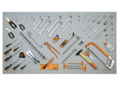 BETA 021100103 2110S VU/3-TOOL BOX C10S + 75 TOOLS 2110S VU/3