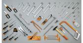 BETA 021150133 2115 L-VU/3-TOOL BOX C15L + 73 PCS 2115 L-VU/3