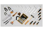 BETA 021170141 2117 PL-VU/1-TOOL BOX CP17L + 45 PCS 2117 PL-VU/1