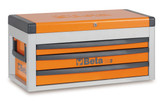 BETA 022000453 2200 S-R/VU1T-TOOL CHEST C22S + 86PCS 2200 S-R/VU1T