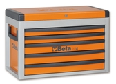 BETA 023000501 C23S O-PORTABLE TOOL CHEST ORANGE C23 S-O
