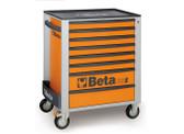 BETA 024002081 C24S 8/O-MOBILE ROLLER CAB 8 DRAW.ORANGE C24S 8/O