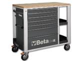 BETA 024002102 C24SL G-MOBILE ROLLER CAB GREY C24 SL/G