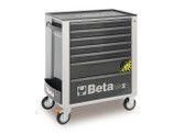 BETA 024002172 C24SA 7/G-ROLLER CAB 7 DRAWERS,ANTI-TILT C24SA 7/G