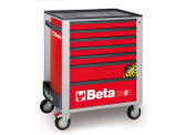 BETA 024002173 C24SA 7/R-ROLLER CAB 7 DRAWERS,ANTI-TILT C24SA 7/R
