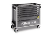 BETA 024002272 C24SA-XL 7/G-ROLLER CAB 7 DRAWERS, LONG C24SA-XL 7/G