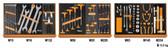 BETA 024002754 2400 SA7-O/VG1M-ROLLER CAB + 76PCS 2400 SA7-O/VG1M