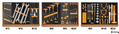 BETA 024002755 2400 SA7-G/VG1M-ROLLER CAB + 76PCS 2400 SA7-G/VG1M