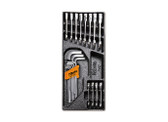 BETA 024240048 2424 T48-12 TOOLS IN THERMOFORMED 2424 T48
