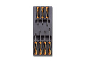 BETA 024240205 2424 T205-7 TOOLS IN THERMOFORMED 2424 T205
