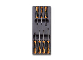 BETA 024240207 2424 T207-7 TOOLS IN THERMOFORMED 2424 T207