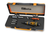 BETA 009710108 971 /C8-TORQUE SCREWDRIVER WITH ACCESSORIES