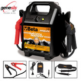 BETA 014980490 1498 /24-PORTABLE CAR STARTER, 12-24V