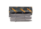 BETA 019400050 1940 E10/S-SET 5 CHISELS FOR AIR HAMMERS