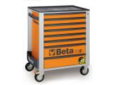 BETA 024002181 C24SA 8/O-ROLLER CAB 8 DRAWERS,ANTI-TILT