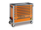 BETA 024002281 C24SA-XL 8/O-ROLLER CAB 8 DRAWERS, LONG
