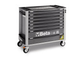 BETA 024002282 C24SA-XL 8/G-ROLLER CAB 8 DRAWERS, LONG