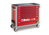 BETA 024002283 C24SA-XL 8/R-ROLLER CAB 8 DRAWERS, LONG