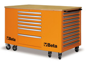 BETA 031000281 C31-O-MOBILE WORKSTATION 28 DRAW.ORANGE